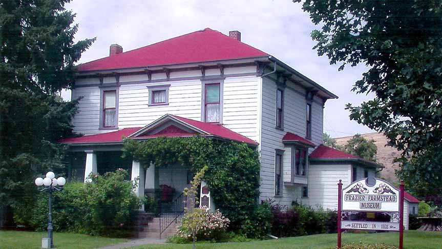 Frazier Farmstead Museum